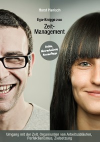 Cover Zeit-Management - Ego-Knigge 2100