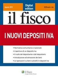 Cover I nuovi depositi IVA
