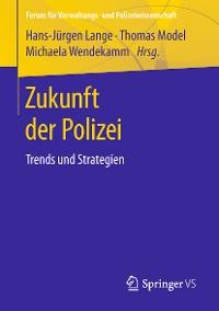 Cover Zukunft der Polizei