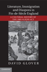 Cover Literature, Immigration, and Diaspora in Fin-de-Siecle England
