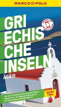 Cover MARCO POLO Reiseführer Griechische Inseln, Ägäis