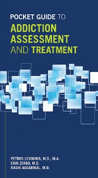 Cover Pocket Guide to Addiction Assessment and Treatment