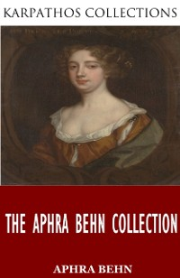 Cover Aphra Behn Collection