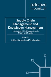 Cover Supply Chain Management and Knowledge Management