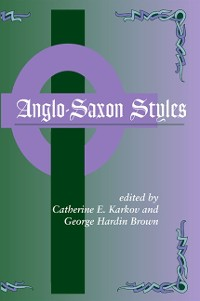 Cover Anglo-Saxon Styles