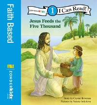 Cover Jesus Feeds the Five Thousand