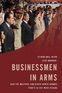 Cover Businessmen in Arms