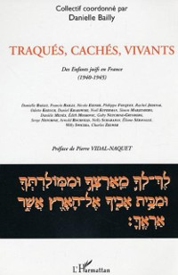 Cover Traques, caches, vivants