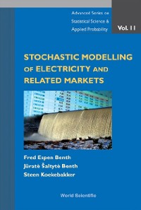 Cover Stochastic Modeling Of Electricity And Related Markets