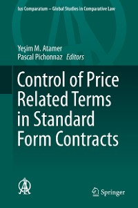 Cover Control of Price Related Terms in Standard Form Contracts