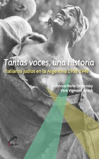 Cover Tantas voces, una historia.