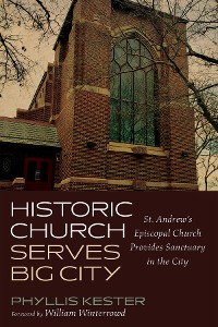 Cover Historic Church Serves Big City