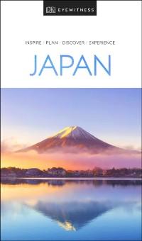 Cover DK Eyewitness Travel Guide Japan