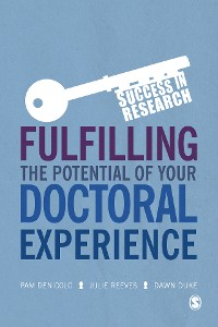 Cover Fulfilling the Potential of Your Doctoral Experience