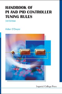 Cover Handbook Of Pi And Pid Controller Tuning Rules (3rd Edition)