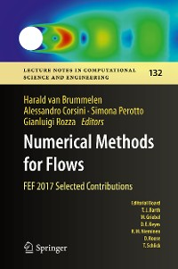 Cover Numerical Methods for Flows
