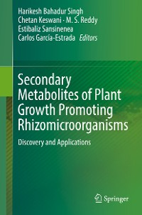 Cover Secondary Metabolites of Plant Growth Promoting Rhizomicroorganisms