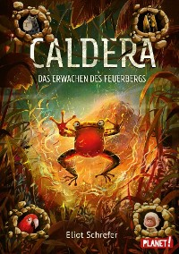 Cover Caldera 3: Das Erwachen des Feuerbergs
