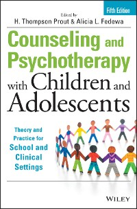 Cover Counseling and Psychotherapy with Children and Adolescents