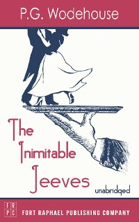 Cover The Inimitable Jeeves - Unabridged