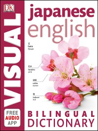 Cover Japanese-English Bilingual Visual Dictionary