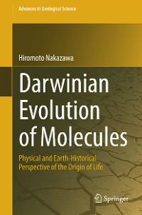 Cover Darwinian Evolution of Molecules