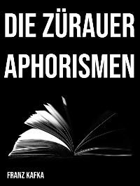 Cover Die Zürauer Aphorismen