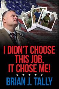 Cover I Didn't Choose This Job, It Chose Me