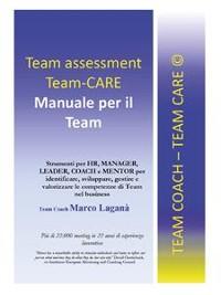 Cover Team Assessment Team-CARE - Manuale per il Team
