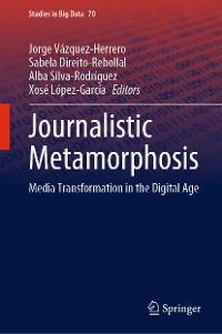 Cover Journalistic Metamorphosis