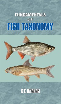 Cover Fundamentals Of Fish Taxonomy