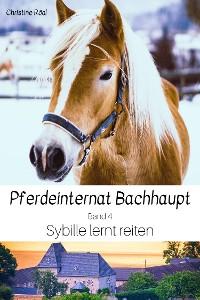 Cover Sybille lernt reiten