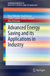 Cover Advanced Energy Saving and its Applications in Industry
