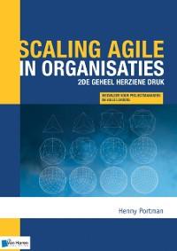 Cover Scaling agile in organisaties - 2de geheel herziene druk