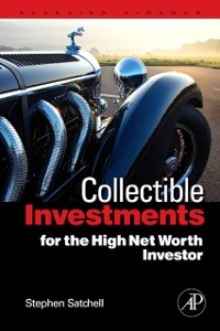 Cover Collectible Investments for the High Net Worth Investor