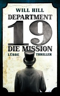 Cover Department 19 - Die Mission