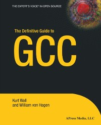 Cover Definitive Guide to GCC