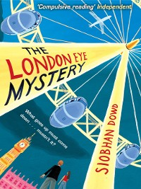 Cover The London Eye Mystery