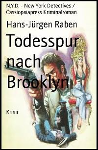 Cover Todesspur nach Brooklyn