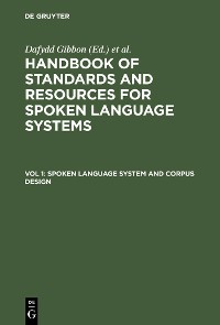 Cover Spoken Language System and Corpus Design
