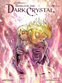 Cover Jim Henson's Beneath the Dark Crystal, Issue 9