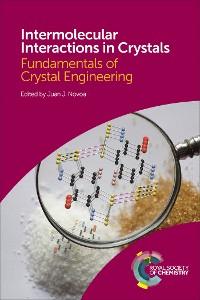 Cover Intermolecular Interactions in Crystals