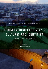 Cover Rediscovering Kurdistan's Cultures and Identities
