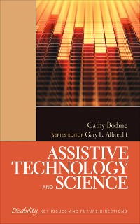 Cover Assistive Technology and Science
