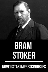 Cover Novelistas Imprescindibles - Bram Stoker