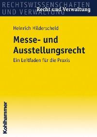 Cover Messe- und Ausstellungsrecht