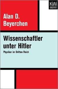 Cover Wissenschaftler unter Hitler