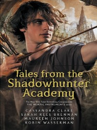 Cover Tales from the Shadowhunter Academy