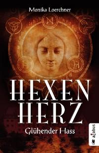 Cover Hexenherz. Glühender Hass