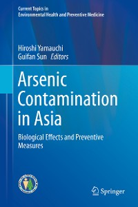 Cover Arsenic Contamination in Asia